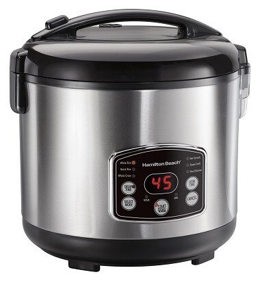 Hamilton Beach Rice & Hot Cereal Cooker Review