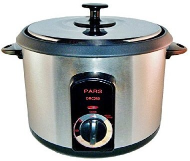 Pars Automatic Persian Rice Cooker (15 Cup) Review