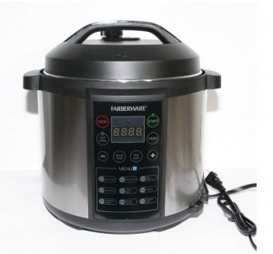 Farberware 7-1 programmable pressure cooker Review