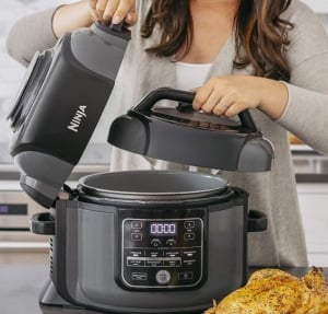 Top Ninja OP401 Foodi Pressure Cooker