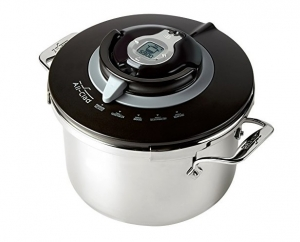 All-Clad PC8 Precision Stainless Steel Pressure Cooker  Review