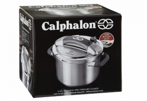 Calphalon Stainless Steel Pressure Cooker Review
