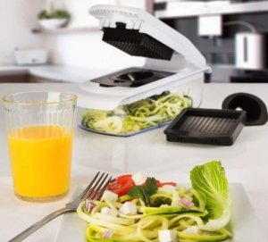 Quality Vegetable Chopper Spiralizer Vegetable Slicer