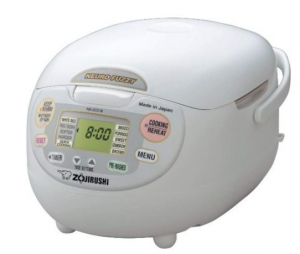 Zojirushi Neuro Fuzzy Rice Cooker  Review