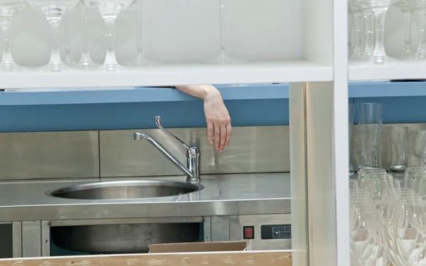 the kitchen sink strainers