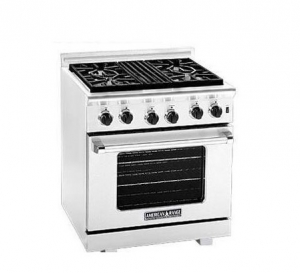 American Range 30 inch natural Gas Range Review