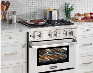 Cosmo DFR304 30 in Slides-In Free-Standing Dual Fuel Gas Range Review