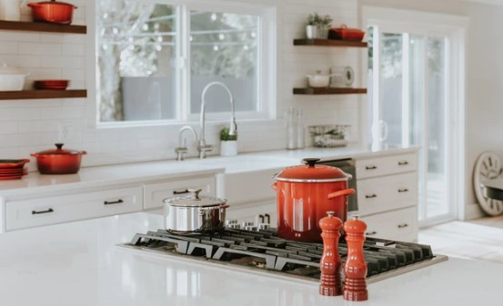 gas stovetop cleaning tips
