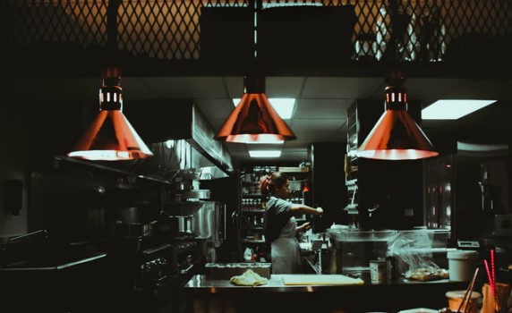 Light is Best for Kitchen