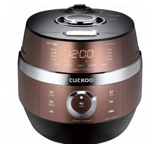Cuckoo CRP-JHSR0609F Stainless Electric Cooker Review