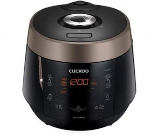 Cuckoo CRP-P0609S Rice Cooker Review