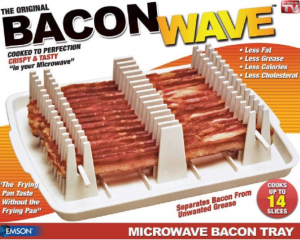 Emson Bacon Wave Cooker Review
