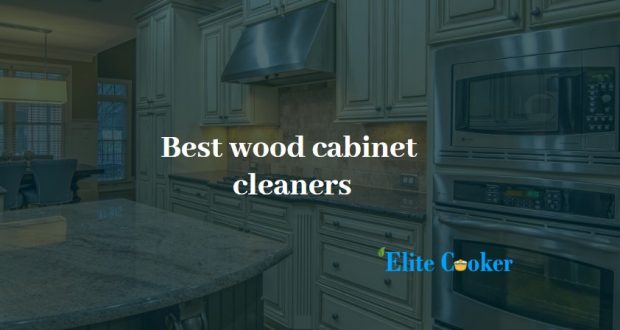 best wood cabinet cleaner