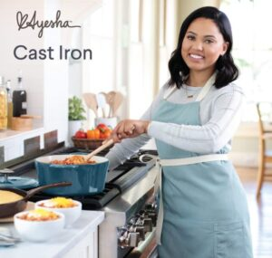 best Collection Enameled Cast Iron Skillet